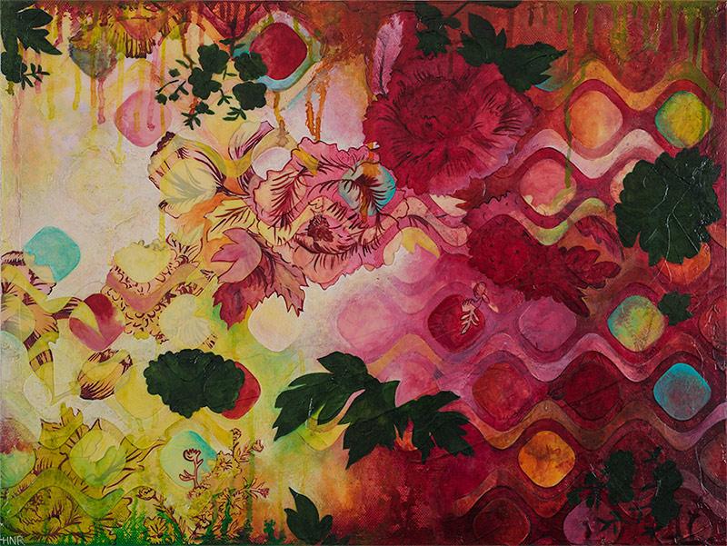 Ogee Rose Garden (sold)