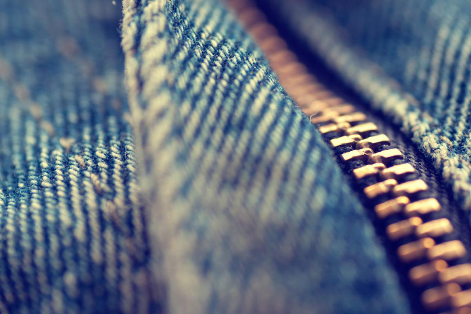 photograph of jeans close up - Myer and Sons vintage denim apparel