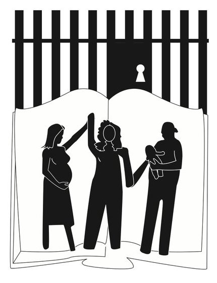Image from Prison Birth Project website
