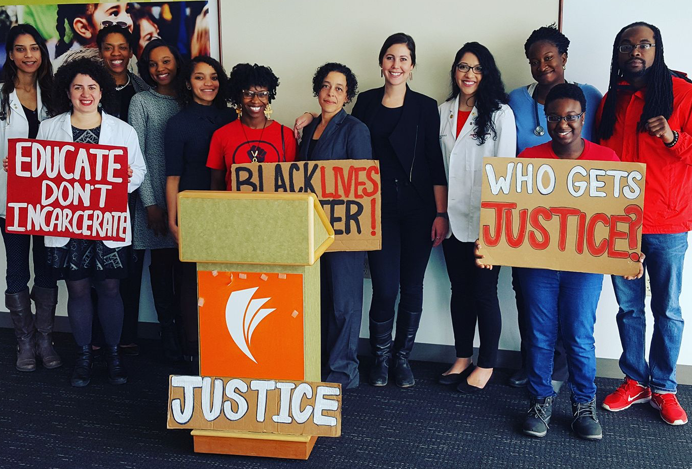 2018 Grantee: People's Justice Project of the  Ohio Organizing Collaborative .
