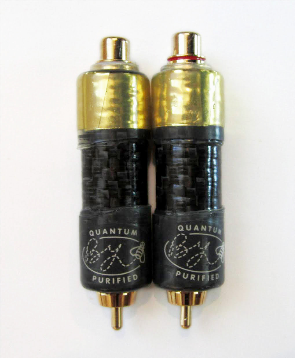 Bybee Interconnect RCA Bullet