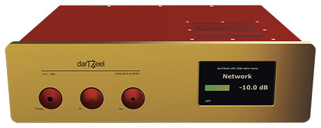 DarTZeel LHC-208 Streaming DAC with Integrated Amplifier