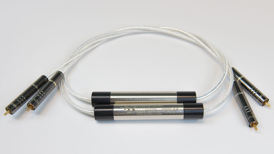 High Fidelity Cables CT-1 Ultimate RCA Interconnects