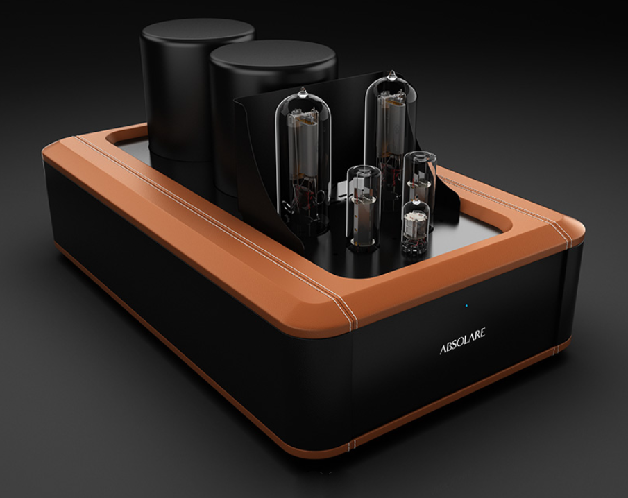 Absolare 845 Single-Ended Triode Amplifier