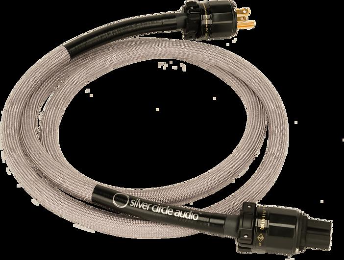 Silver Circle Audio Vesuvius Power Cord