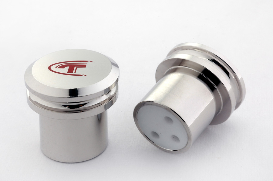Telos Audio Design Platinum-Plated XLR Cap (Female)