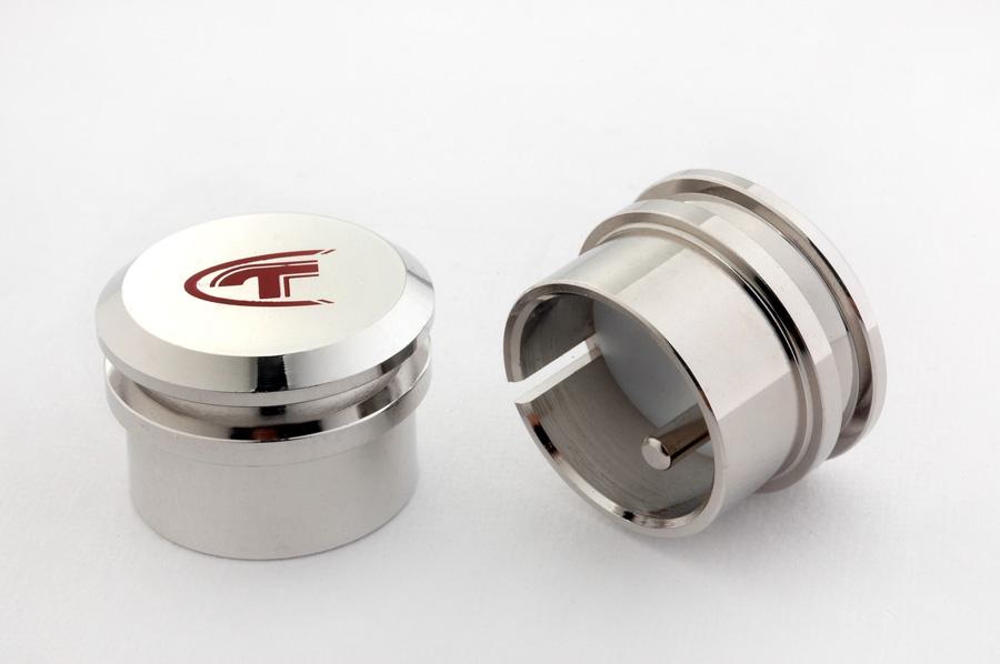 Telos Audio Design Platinum-Plated XLR Cap (Male)