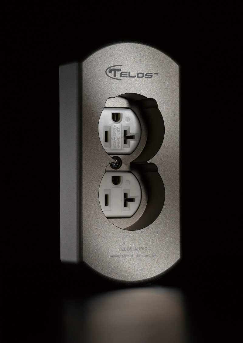 Telos Audio Design TDP-02 High End Wall Socket Plate