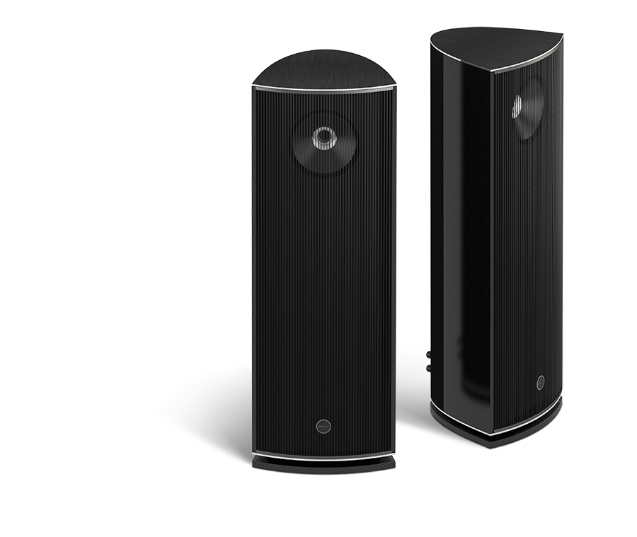 Ubiq Audio Model One in Black Finish