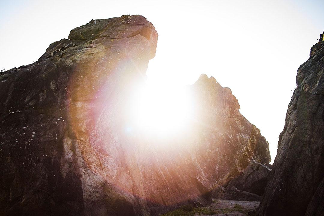 Finding Ossagon Rocks