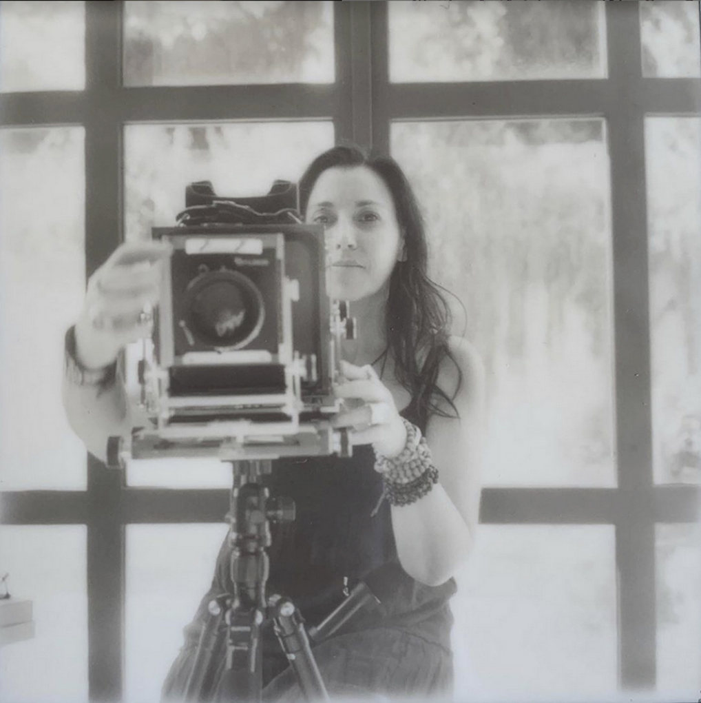 - I use a variety of Film and Polaroid Cameras. I'm interested in capturing your breath and heartbeat more than the perfect headshot with pro hair and make-up. My work is slow and quiet, down to earth and sacred at the same time. I can see beyond the surface of who you are and create the energy needed for you to feel safe to be fully yourself. No pressure. No need to Perform in front of the camera. This is a conversation between you and your deeper self. When I look through the lend of my camera I see my version of God looking back at me. I create images so you can see your version of God inside yourself.