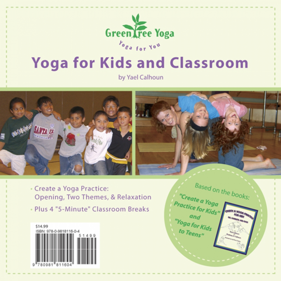 Kids And Teens Books Greentree Yoga