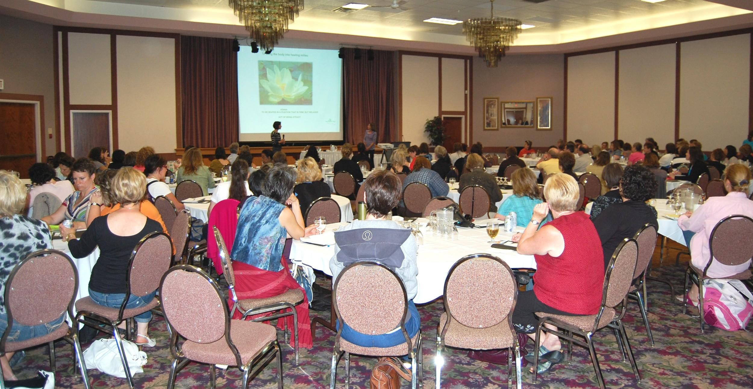 Compassion Fatigue Conference in Toronto 2011