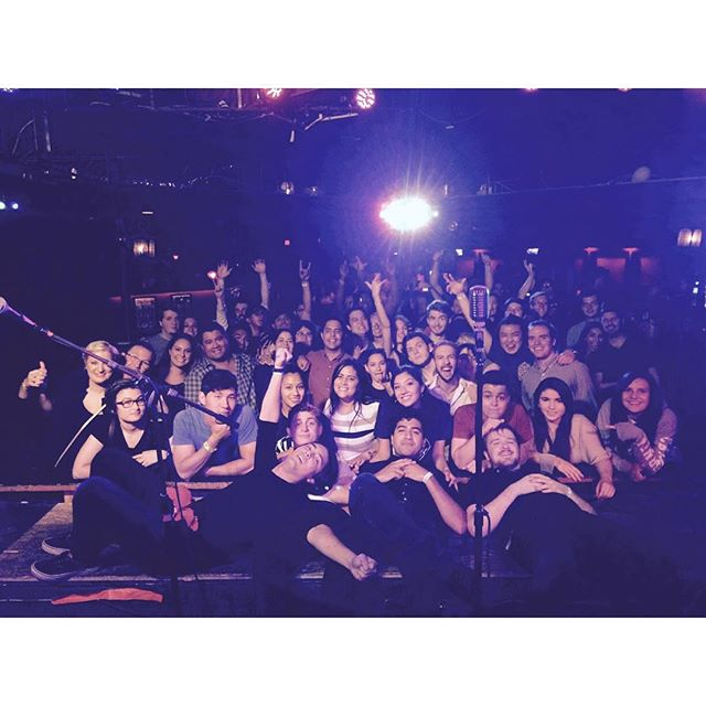 """Wow..our release show was incredible! We were overwhelmed by all the support. You all made the night so special.  Thank you so much to @thisgoodrobot and @theserotones kicking off the show! Also a big thanks to the staff at @revolution_li you always treat us so well.  Hope you enjoyed your stay in #AnthemCity. Come visit us again on August 28th when we open for LI legends #PatentPending RSVP here: https://www.facebook.com/events/1613727442236181/  If you haven't given """"Anthem City"""" a listen yet. Be sure to check it out on ITunes or Spotify  ITunes: http://apple.co/1eVDfIA Spotify: http://spoti.fi/1MeVibN  #ShareTheShiff #Shiffley #ThisGoodRobot #TheSerotones"""