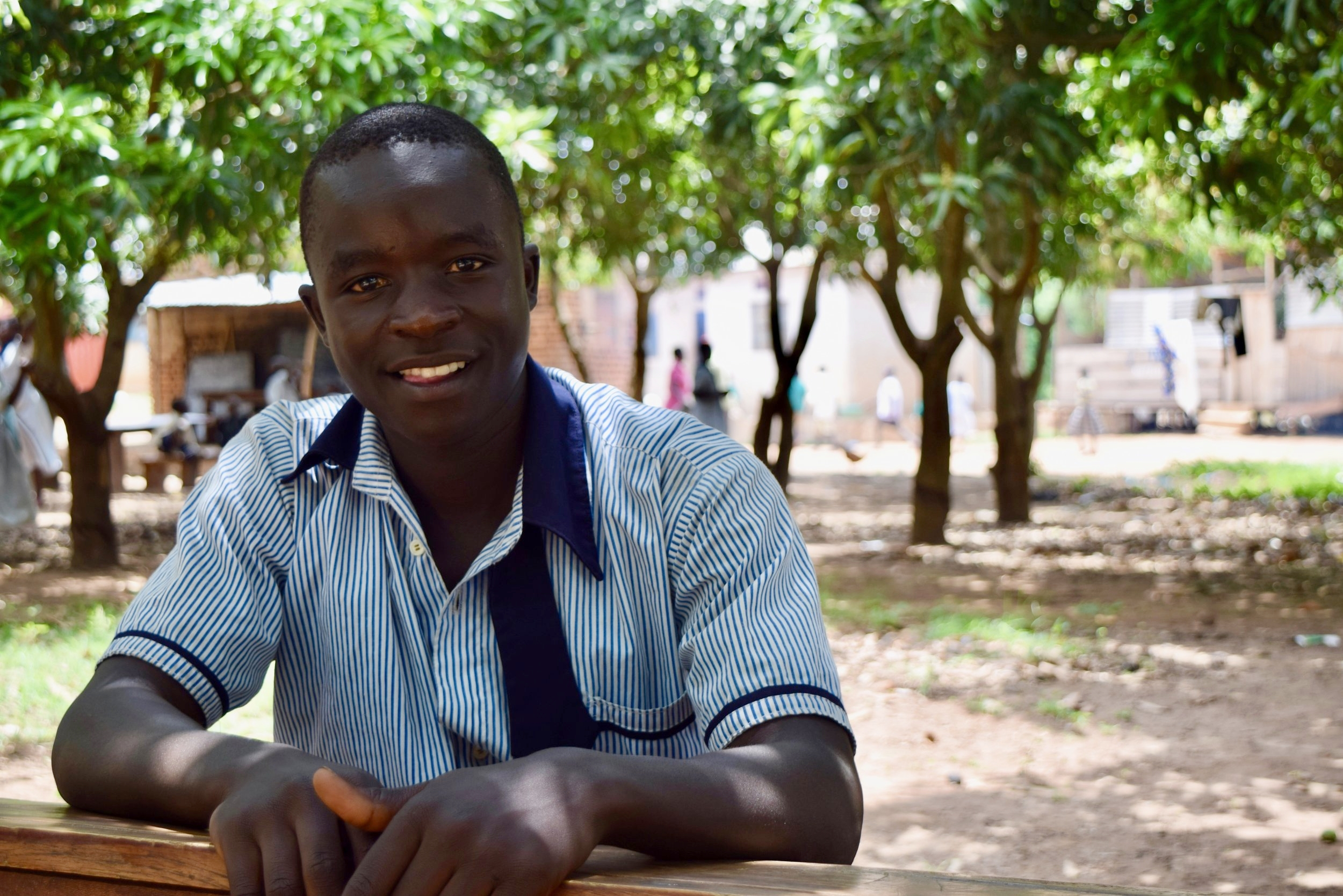 Meet Avir, an inspiring student and TWSB Scholar.