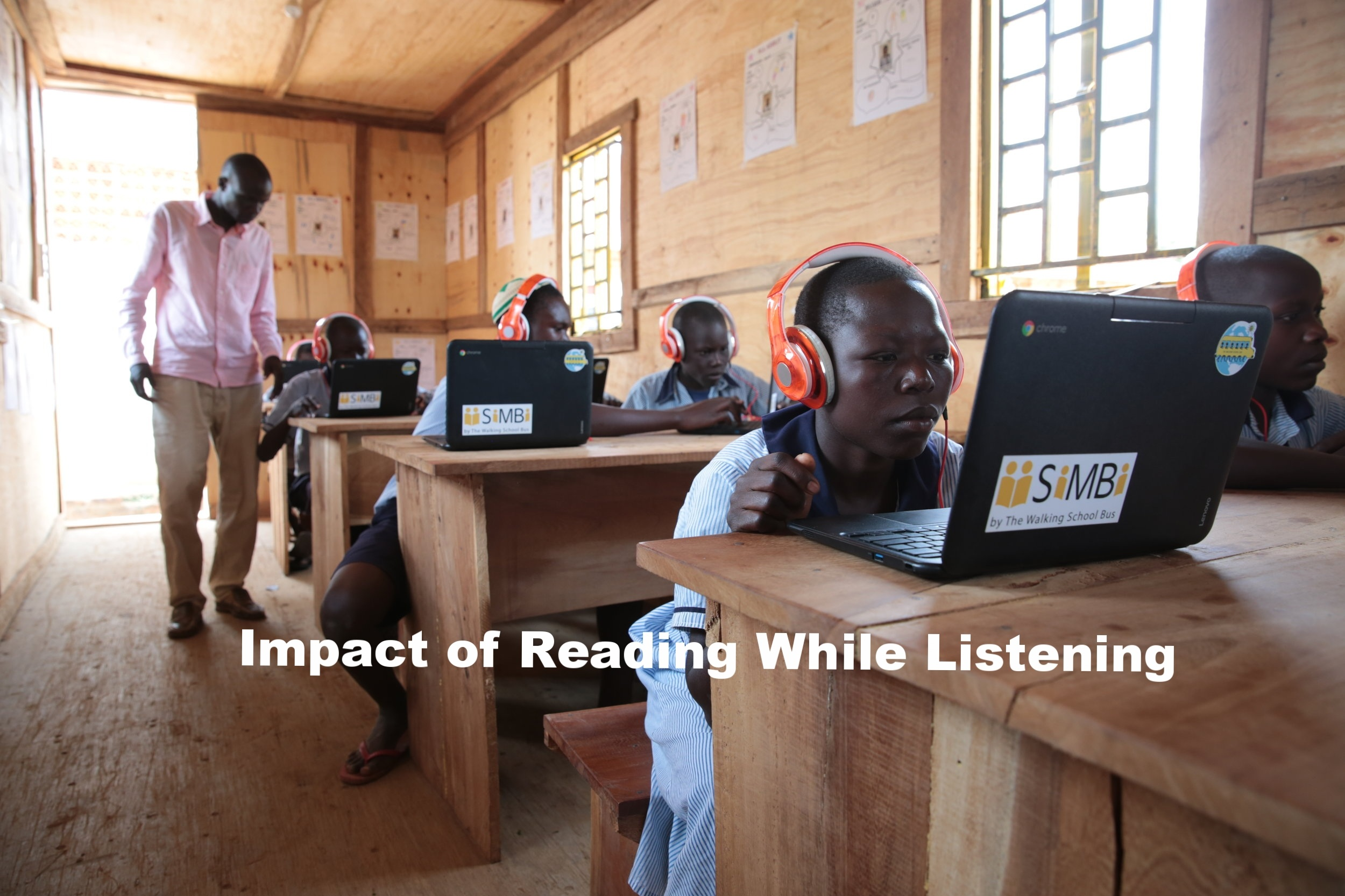 Impact of Reading While Listening