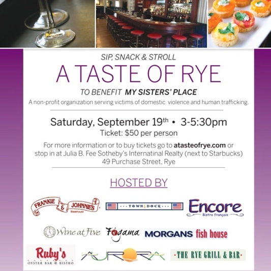 Taste of Rye Pearl Restaurant Group