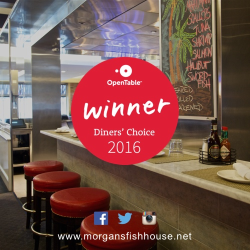 Morgans Fish House Rye Open Table Diners Choice 2016 Best Seafood Westchester