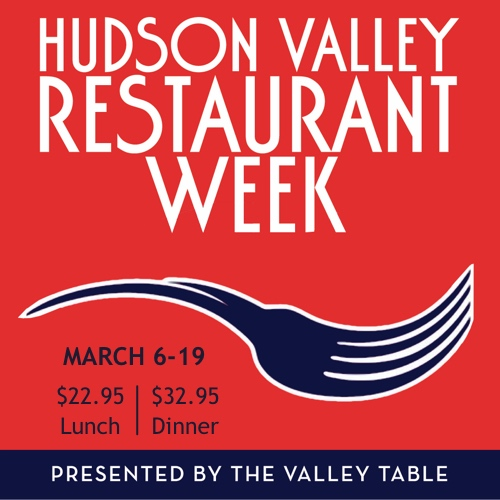 Hudson Valley Restaurant Week Pearl Restaurant Group