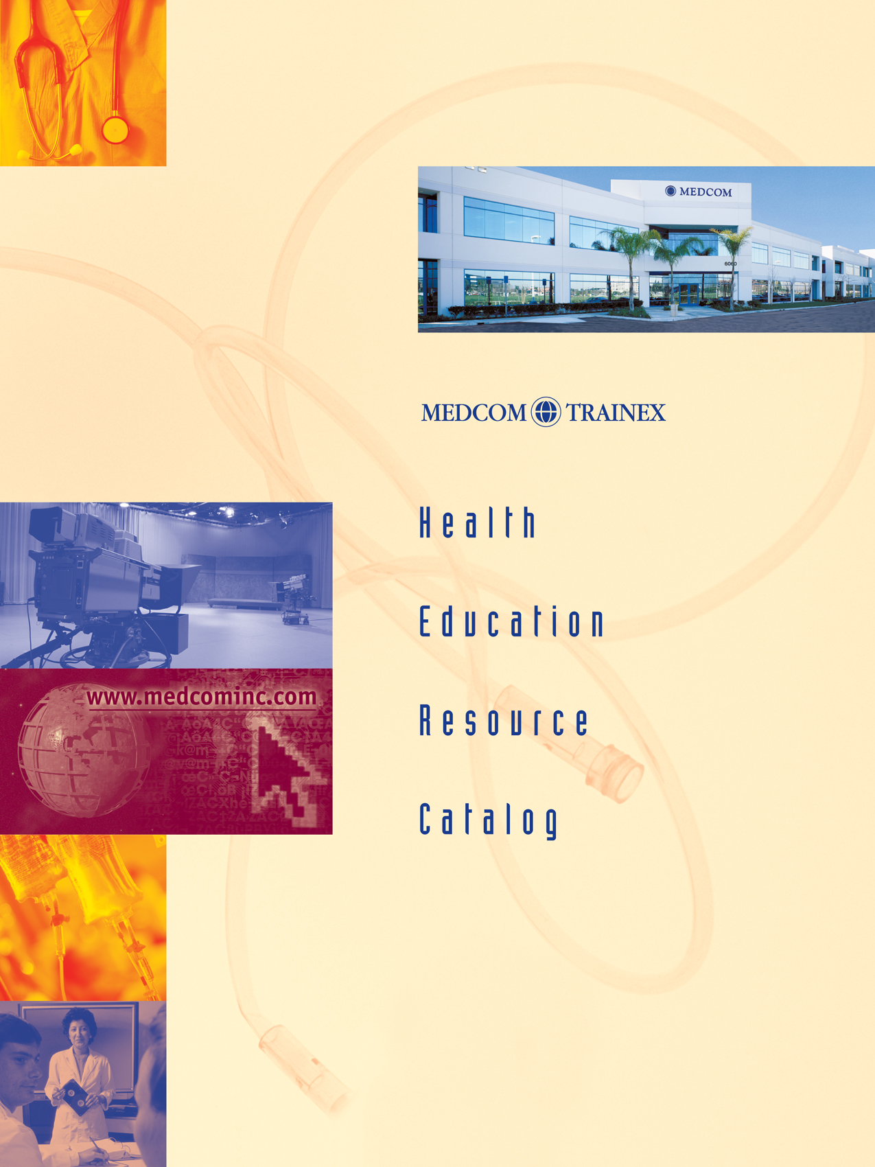 Medcom - Catalog Cover