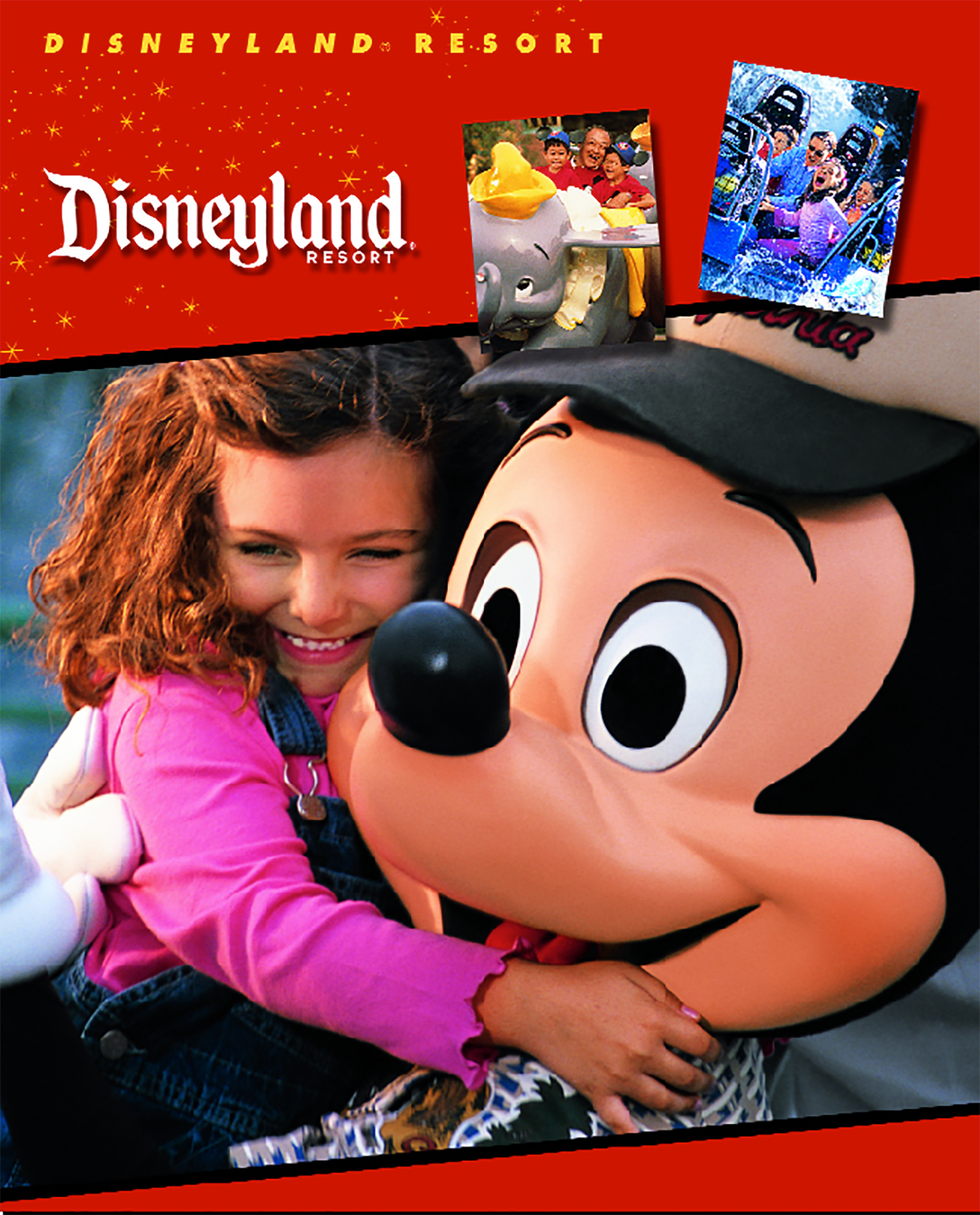 Disney - Travel Booklet Cover