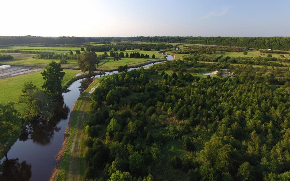 Greenbrier Farms, Aerial Photography in Chesapeake
