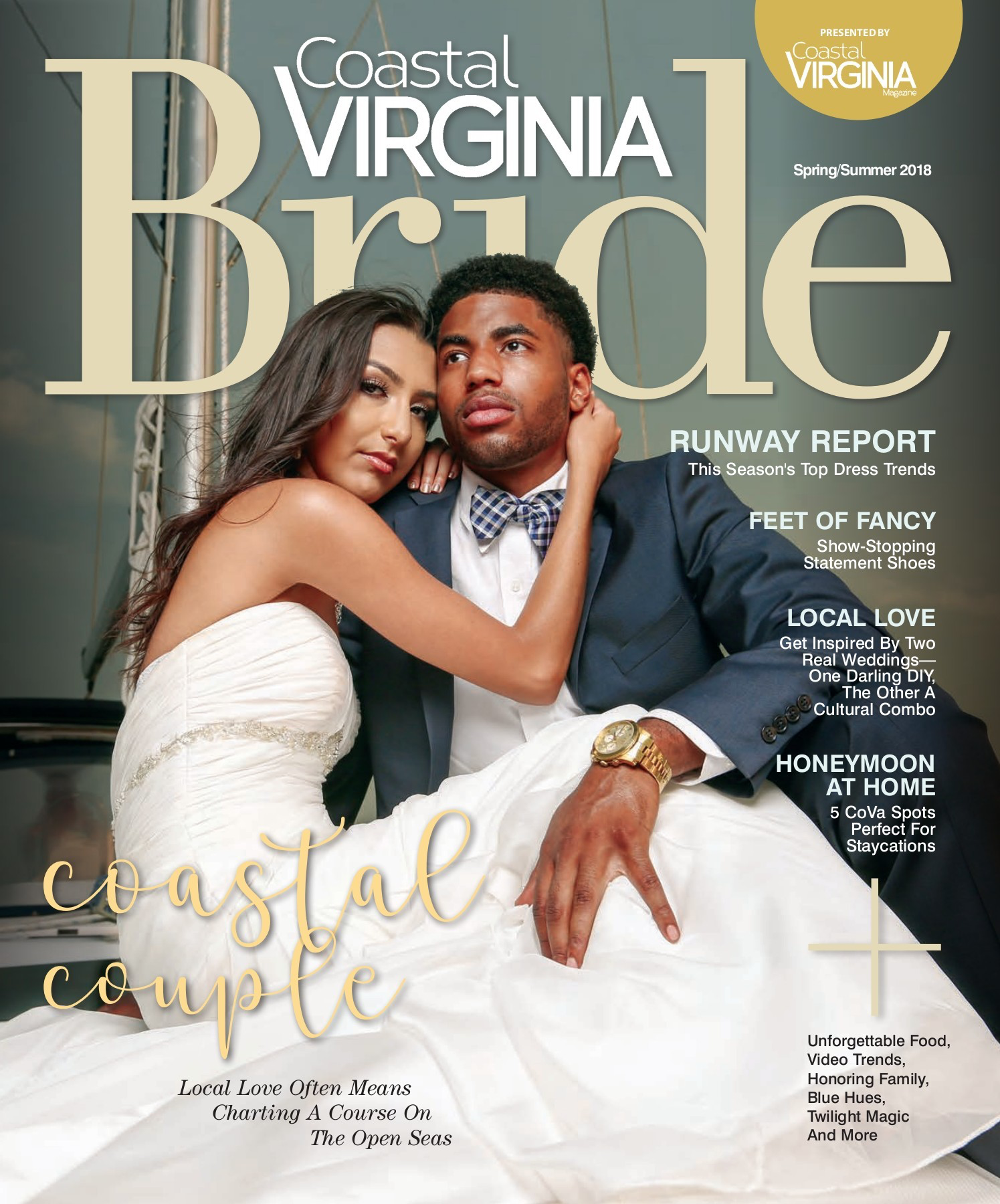 Published and Interviewed about Wedding Videography (Article by Chelsea Sherman on Page 22)