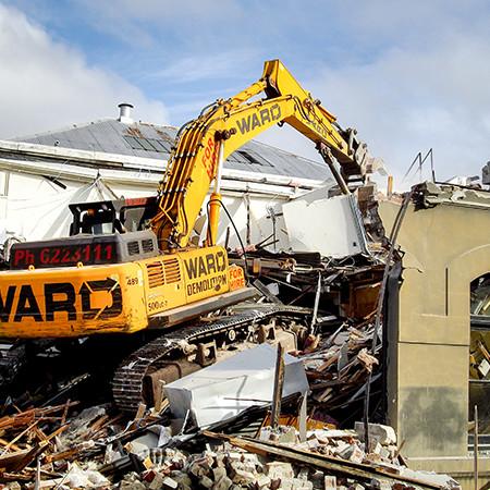 Ward Residential Demolition