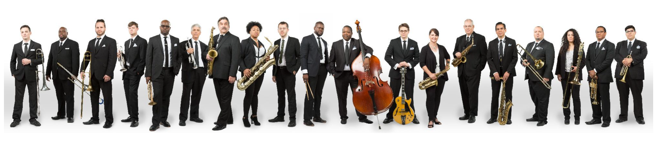 The Dr. Phillips Jazz Orchestra members