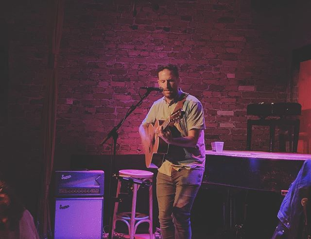 Thanks to everyone that braved the rain and came out last night! // 📷 by @nienass #nyc #nycmusic