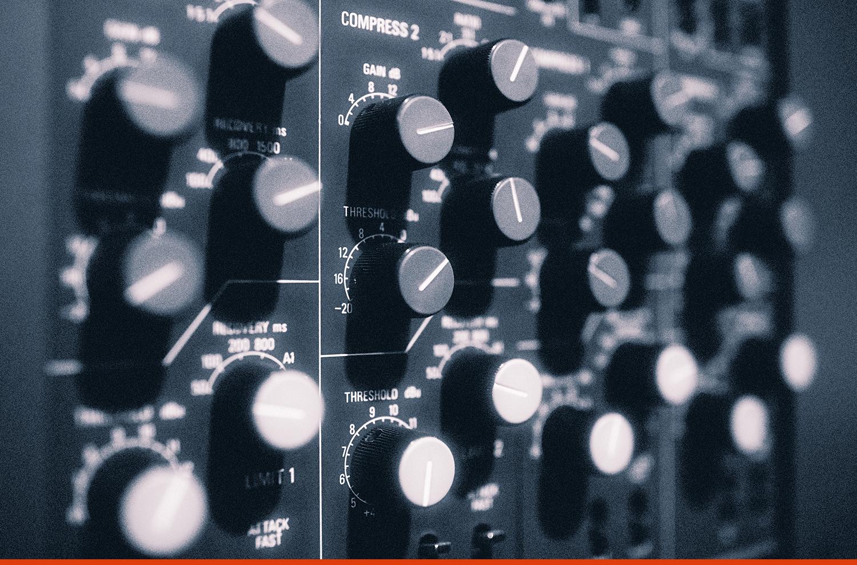 Rare audio compressor