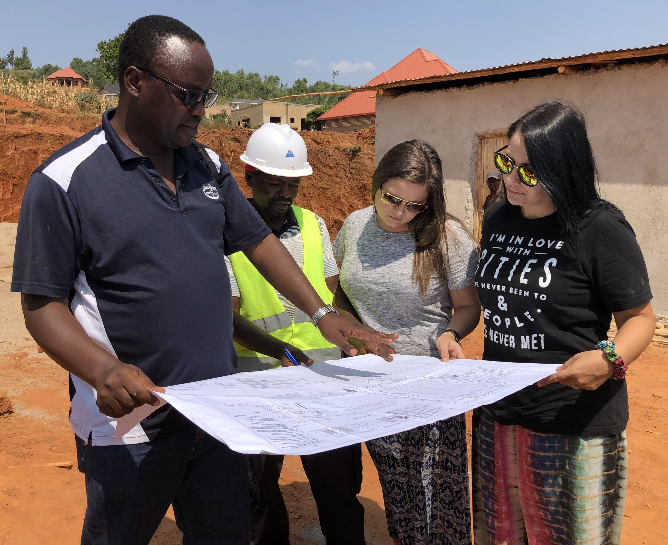 Take Action - We are building a medical clinic and a Church. Please partner with us as we build something that will last for generations to come in the village of Muyumbu.(Information coming soon)