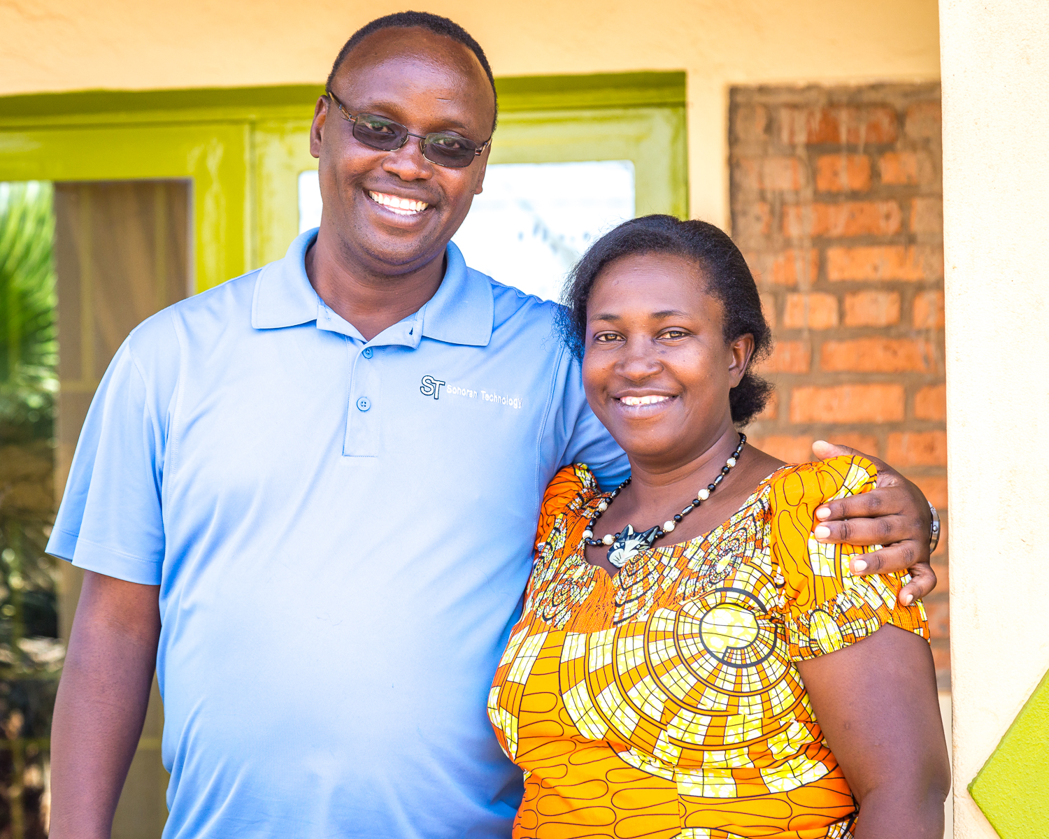 Jean Baptiste TuyishimireJean was born in Rwanda in 1970 and became a Christian in 1981. He is married to Beatrice Uwumuremyi and together they have five children named David, Samuel, Hannah, Batista, & Emmanuelle.They have the same heart and vision. When they married, they knew that we will be spending the rest of their lives discipling girls, boys, women, and men who would make a lasting impact on a lost world. They are both graduates from the Baptist Theological seminary of Zambia, Beatrice has a nursing university diploma; and Jean is pursuing his masters degree. For the past 20 years they have pastored 4 different churches, started 15 new churches, and are currently serving as pastors again. they are starting and growing new churches in and around Rwanda in partnership with Come Away Missions. -