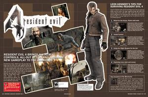 Resident Evil 5 for GameCube