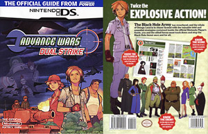 Advance Wars Official Strategy Guide