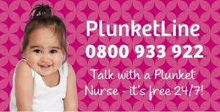PlunketLine is a toll-free parent helpline and advice service available to all families, whānau and caregivers 24 hours a day, seven days a week. Call  0800 933 922  for parenting help. Calls are free from cell phones.