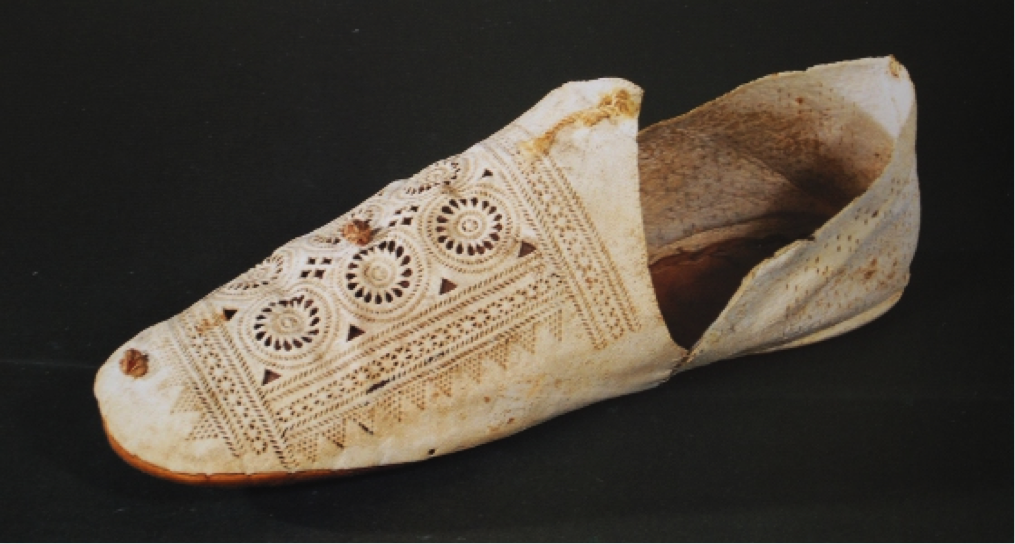 Shoe , c.1590-1600, Bayerisches National Museum