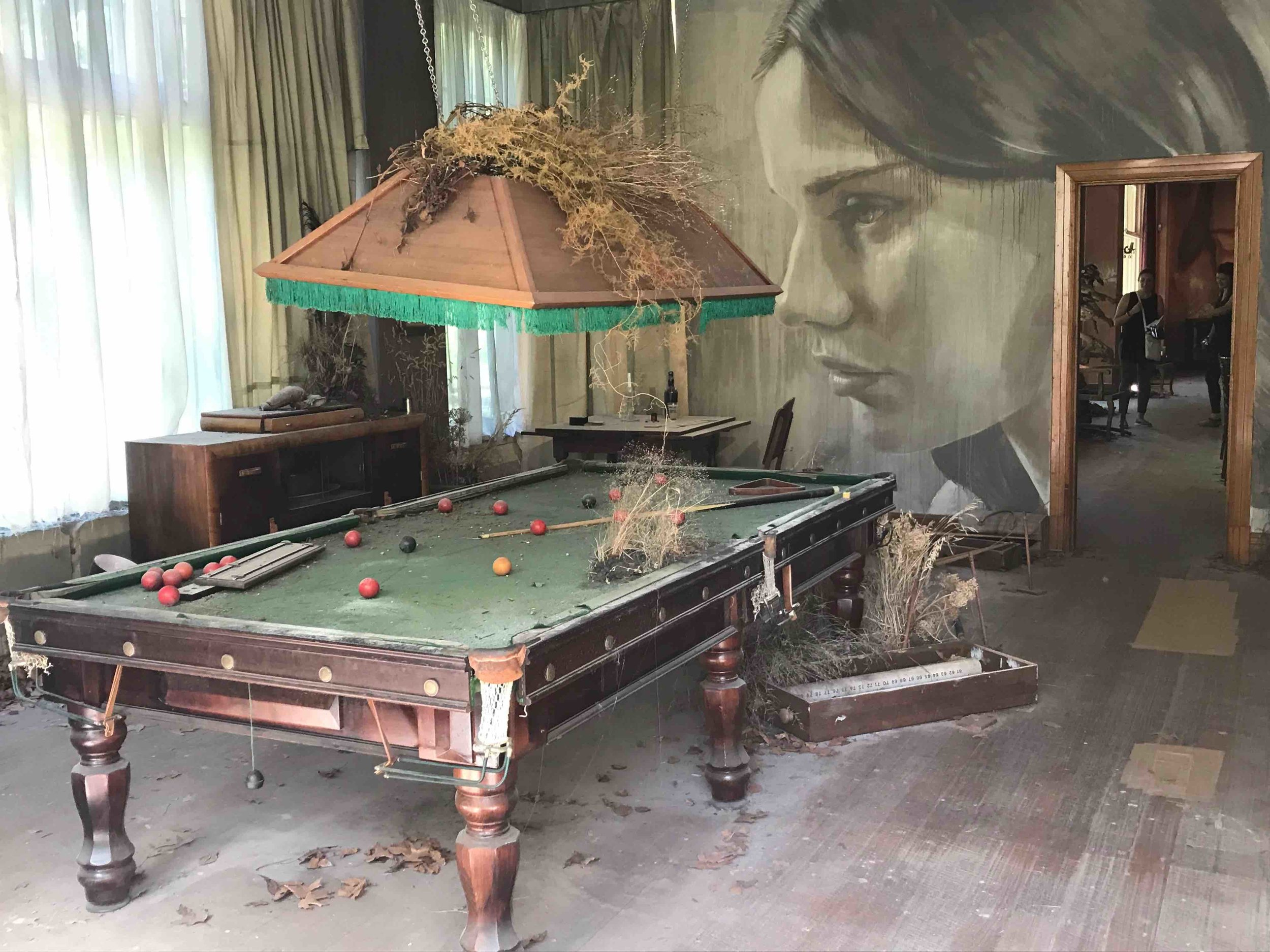 The Games Room (Photo: Laura Jocic)