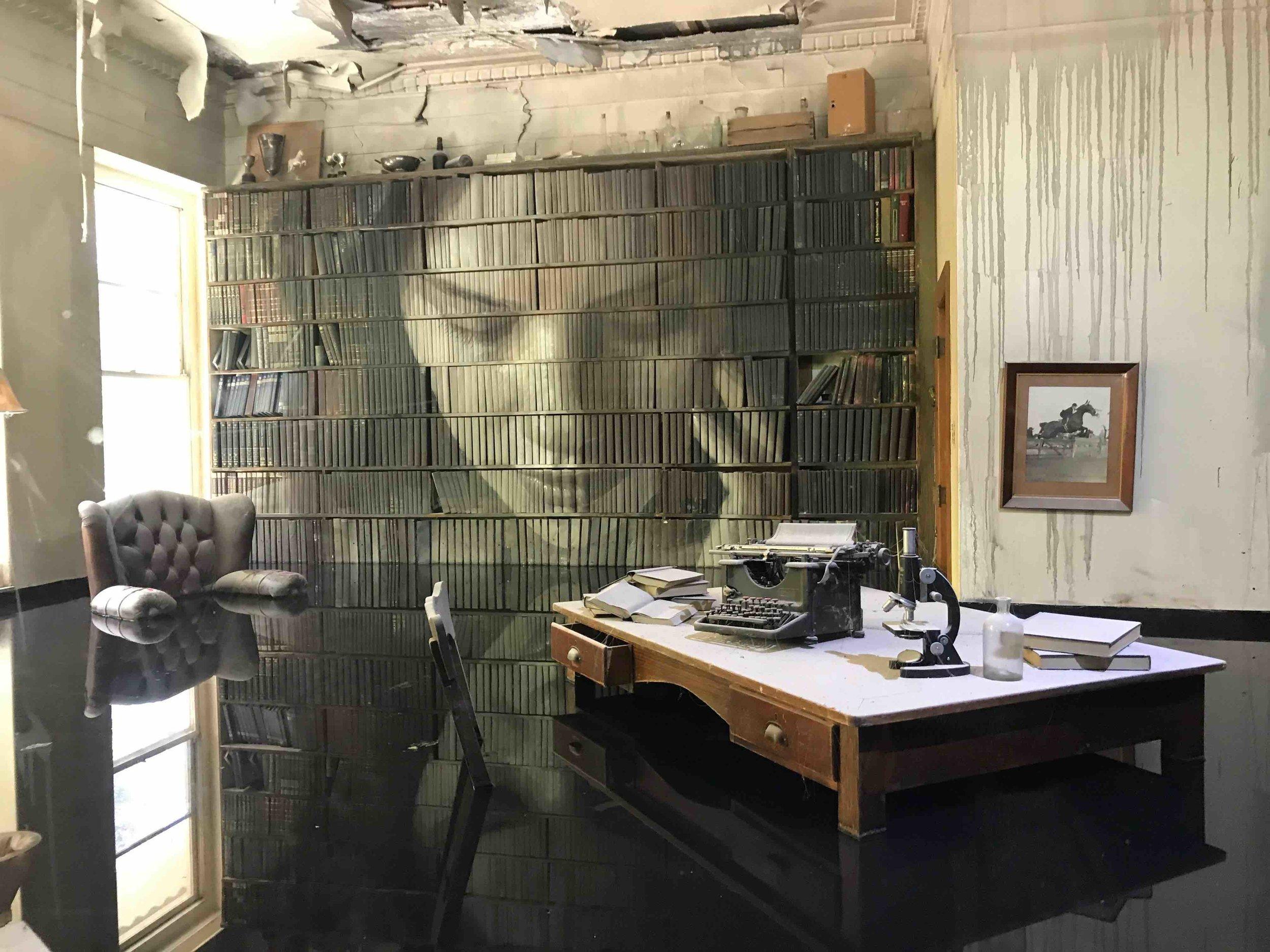 The Study (Photo: Laura Jocic)