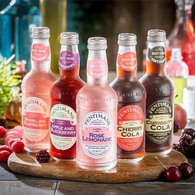 Botanically brewed soda, now available at Goodness... amazing drinks from @fentimansaustralia . . We are all for healthier options that taste great @goodness.gracias always looking for new innovative products that are either locally made and ethically produced. . Hope you like this new addition instore 💦 #fentimanstonic #palmbeach4221 #goodnessgracias