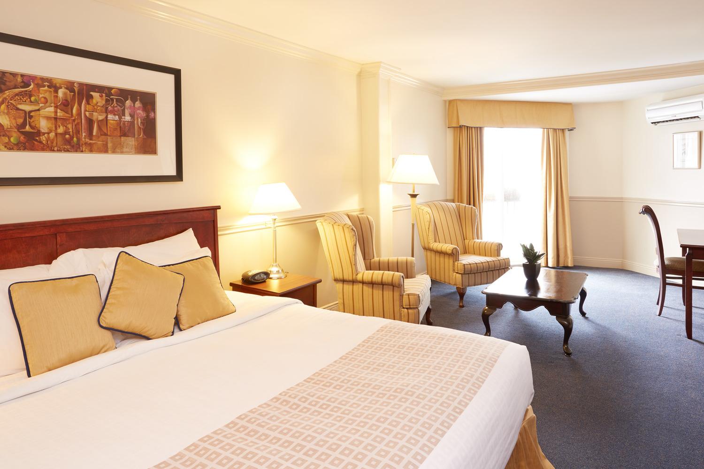 Rooms & Suites — Inn on the Lake  Halifax Nova Scotia Hotel