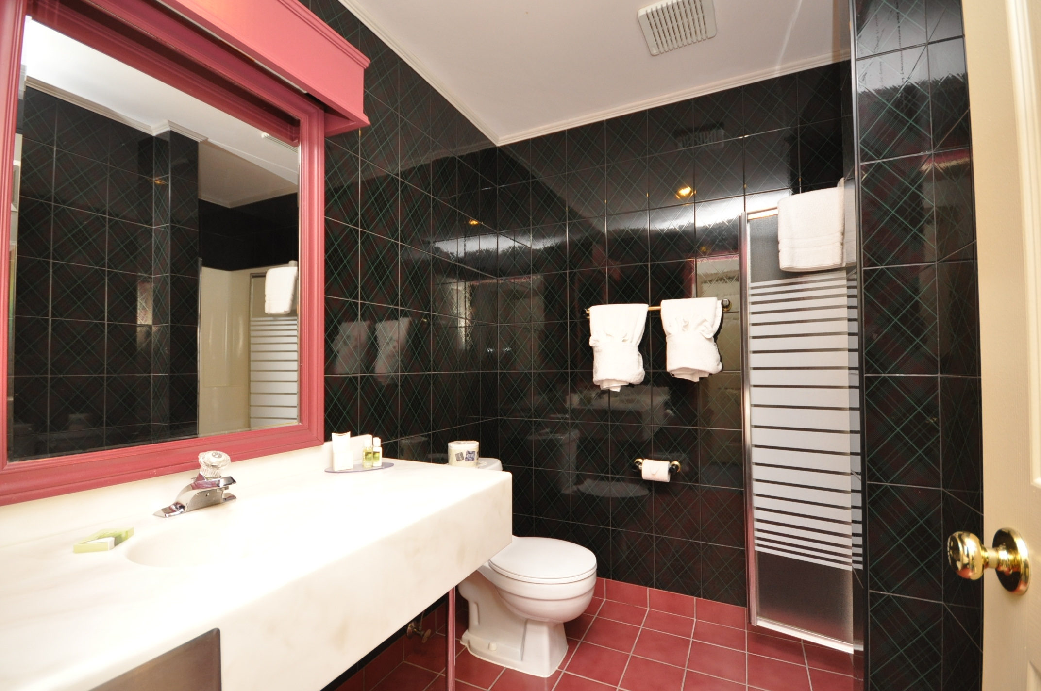 2 Story 1 Bedroom Suite - Lower Bath 355 & 356