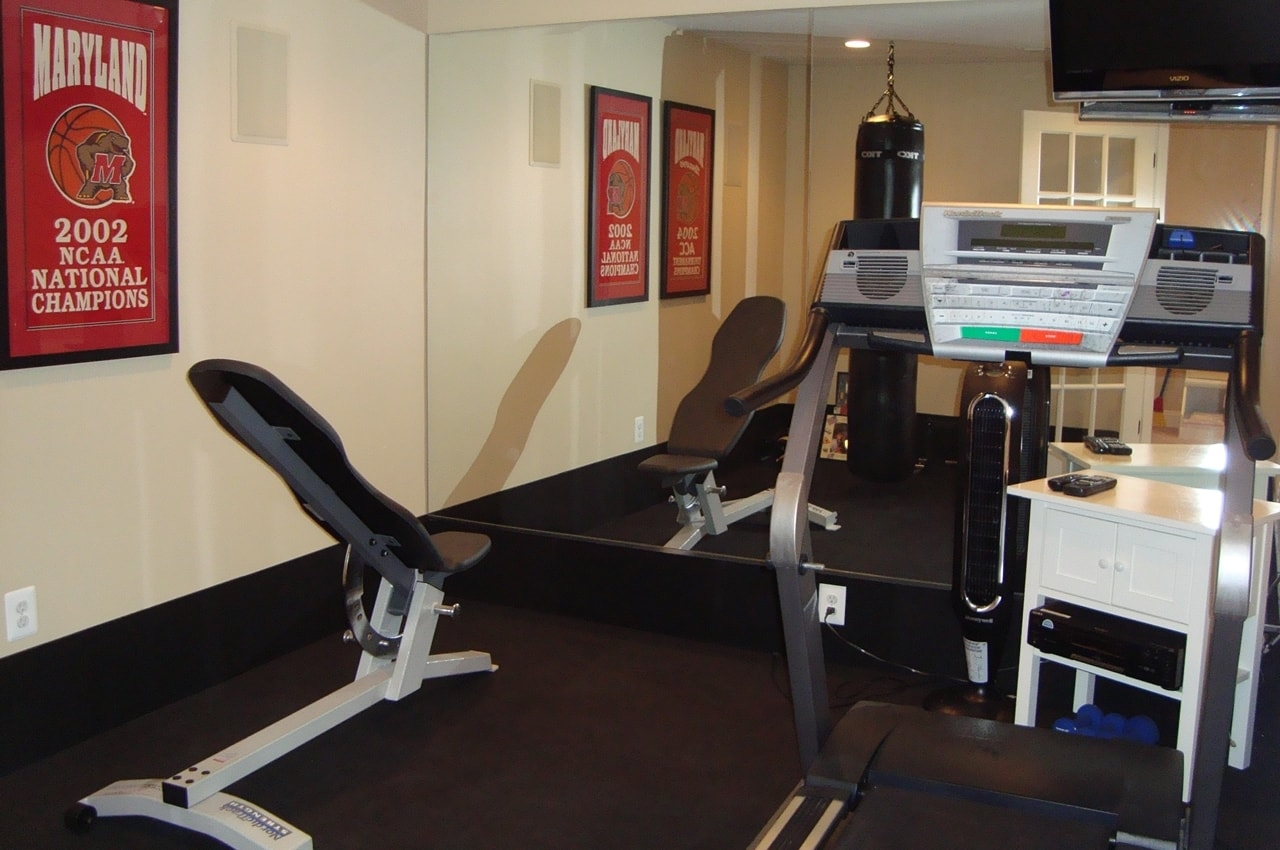 Exercise Room, Frederick MD