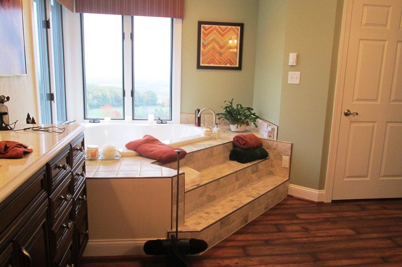 Bathroom renovation, Thurmont MD