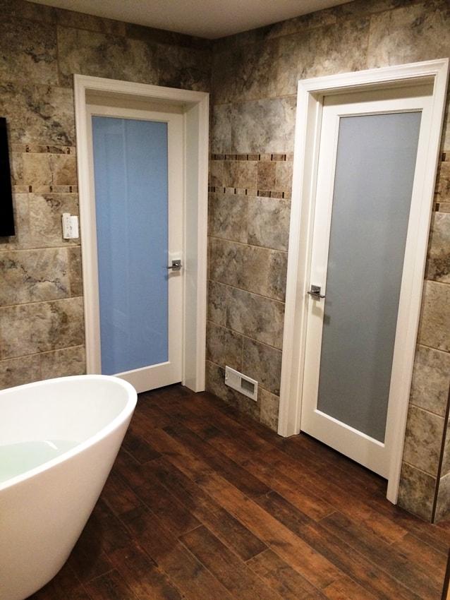 Bath remodel, Frederick county MD