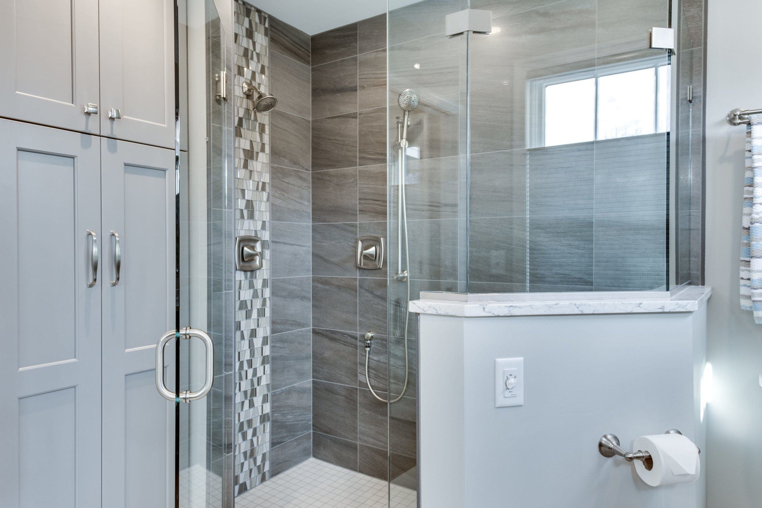 Aging-in-Place Bath Remodeling