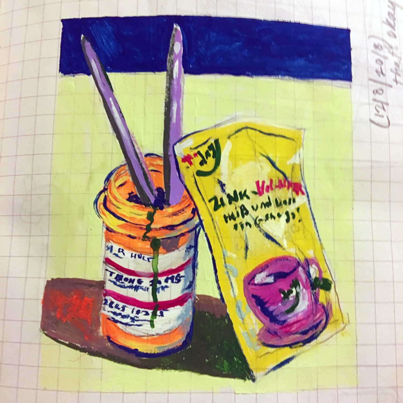 still life study no. 5