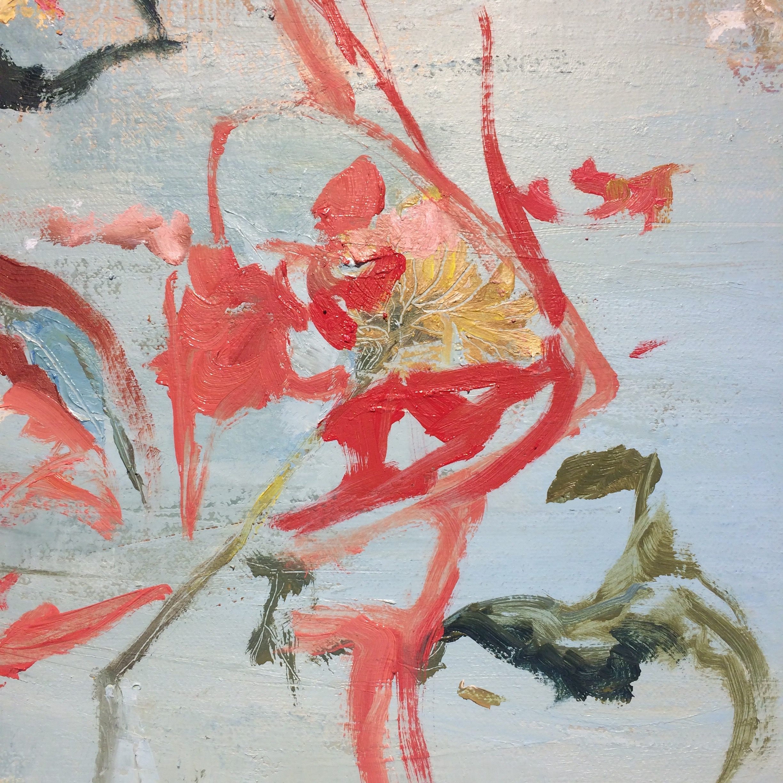 """Grasslands""  Molly Murphy  Oil on canvas  $3200"