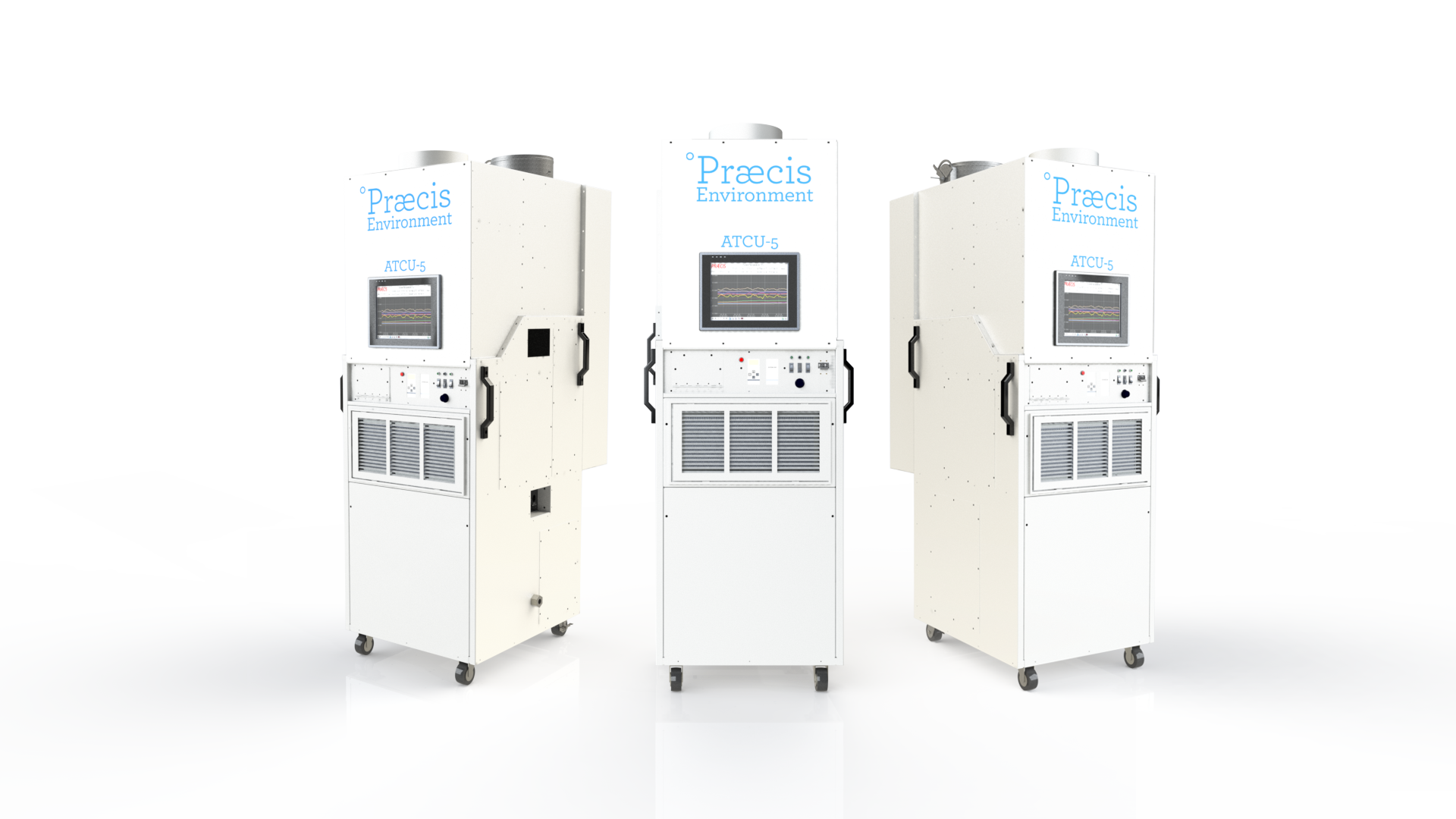 For best results in temperature control use Praecis.