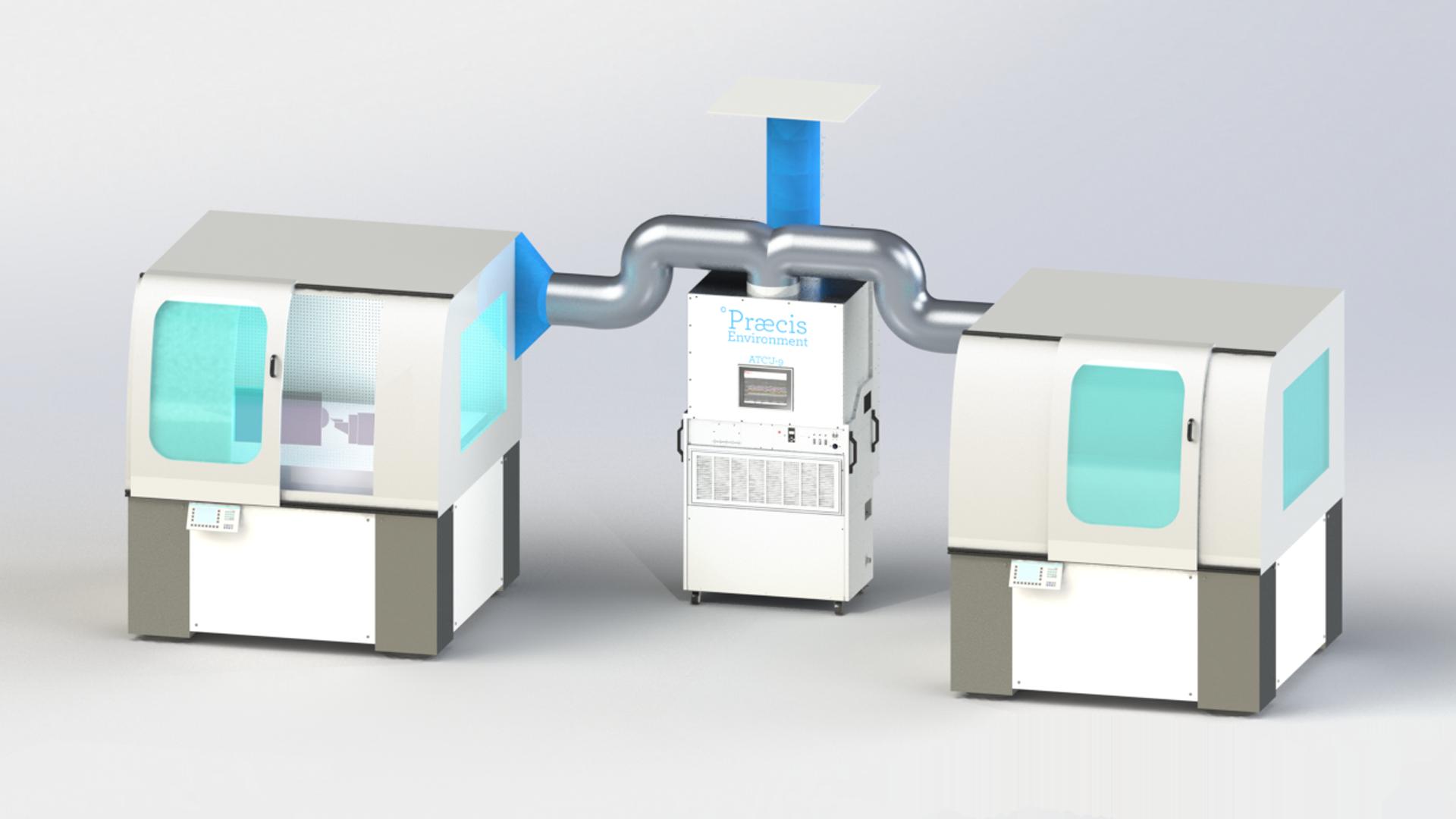 Dual Optics System